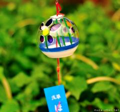 Edo-style furin and a bit of history