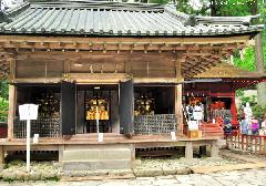 Shinyosha, the oldest building in Nikko