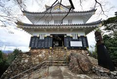 Gifu Castle clock and a little Japanese clock history