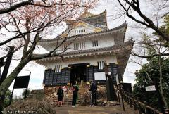 Inabayama-jo, a seemingly impregnable castle conquered by... 16 warriors