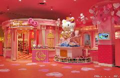Hello Kitty Kawaii Paradise