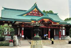 Shinto shrines, Chinjusha