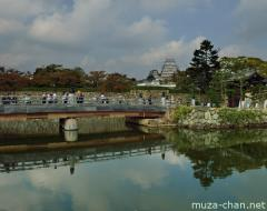 Himeji, the most visited Japanese castle