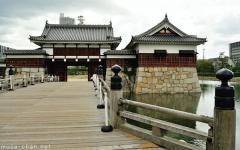 Hiroshima Castle main gate