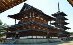 Japanese superlatives, the oldest wooden buildings in the world