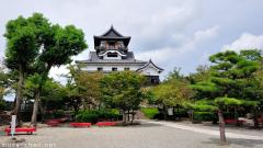 Inuyama, the only privately owned castle in Japan