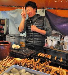 Popular Japanese food, Yakitori