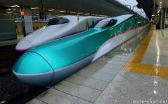 Shinkansen Hayabusa, the story of a name