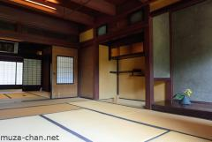 Kamihaga Residence, traditional Japanese interior