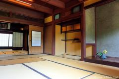 Japanese mansion interior