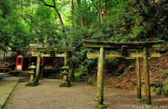 Samurai legends, the birthplace of Kyo Hachi-ryu