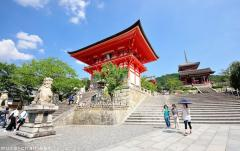 Kiyomizu-dera, the story of a name
