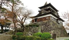 Japanese ghost story, Hitobashira from Maruoka Castle