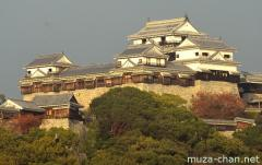 The last Japanese castle