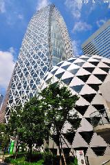 Second-tallest educational building in the world, Mode Gakuen Cocoon Tower