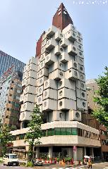 Masterpieces of Japanese architecture, Nakagin Capsule Tower