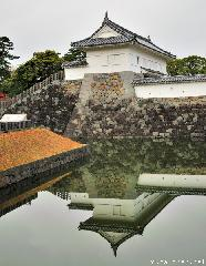 Reflections nr.22, Odawara Castle Akagane Gate