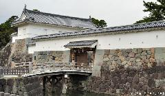 A Very New Old Japanese Castle Gate