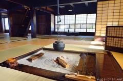 Honjin, high ranking Edo period accomodation