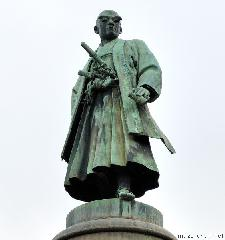 Japan's first Western-style statue