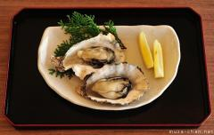 Local delicacies in Japan, Matsushima oysters