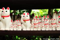 The real Maneki Neko