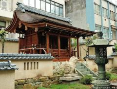 Japanese traditional architecture, Kirizuma