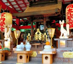 Shinto Shrines, Gohei