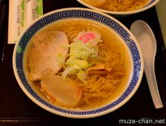 Popular Japanese food, Hakodate Shio Ramen