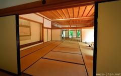 Japanese traditional architecture, Samurai residence audience hall
