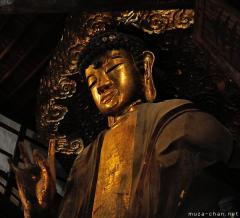 The Great Buddha of Gifu