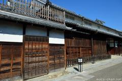 Machiya townhouse design