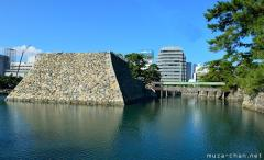 Takamatsu Castle reconstruction project