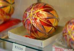 Traditional Japanese craft, Temari