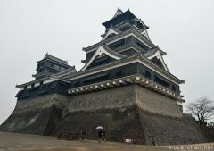 Japanese Castle nicknames, Kumamoto the Ginkgo-nuts Castle