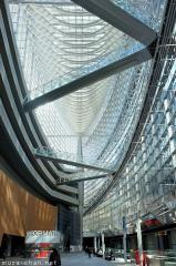 Tokyo Architecture, the International Forum's amazing Glass Hall