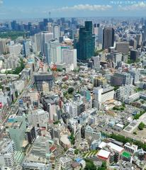 Tokyo, the largest megacity in the world