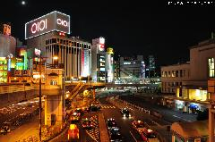 Hot Night at Ueno Station