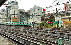 Trains, Love Hotels and Shinto Shrine