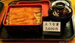 Popular Japanese food, Eel kabayaki