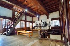 Uwajima castle interior