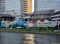 Amusement Park Houses in Yokohama