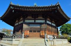Masterpieces of Japanese traditional architecture, the Hall of Visions