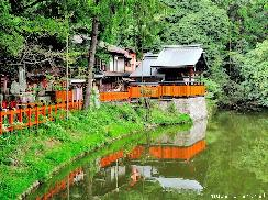 The Echo Pond from Kyoto