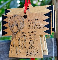 History and Anime, remembering the Shinsengumi at Mibu-dera, Kyoto