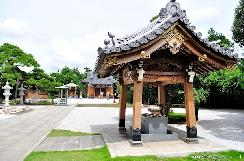 Shinto Shrine, Temizuya