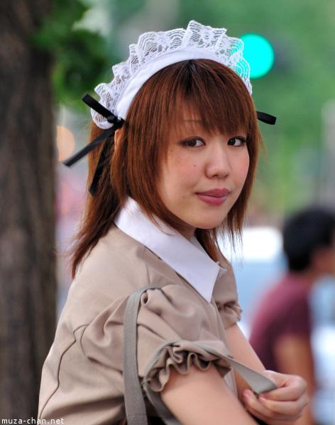 Akihabara maid