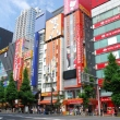 Anime and manga shops on Chuo Dori