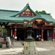 Main building at Hie Shrine