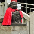 Monkey guardian at Hie Shrine